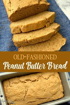 Why spread peanut butter on bread when you can bake it right in? This yeastless homemade bread tastes great with a layer of grape jam or Nutella. Nutella Fudge, Nutella Snacks, Nutella Recipes, Fudge Recipes, Candy Recipes, Bread Recipes, Baking Recipes, Dessert Recipes, Nutella Spread