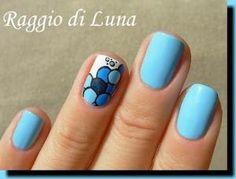 Raggio di Luna Nails #nail #nails #nailart by valarie
