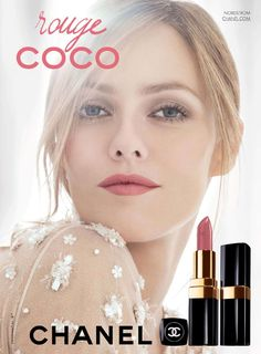 The teenager signed a deal with Chanel last year and is now the face of its new fragrance, Chanel No. Her mom, Vanessa Paradis, had a Chanel fragrance campaign in the Chanel Beauty, Beauty Ad, Beauty Makeup, Beauty Hacks, Hair Makeup, Hair Beauty, Eye Makeup, Chanel Lipstick, Chanel Makeup