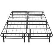 Walmart Spa Sensations Steel Smart Base Bed Frame Black Multiple Sizes Spa Sensations Bed Frame King Bed Frame