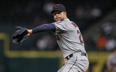 Corey Kluber helped the Indians set a new strikeout record in 2014. He ended the season with 18 wins and a 2.44 ERA and leading the MLB in strikeouts with 269 K in 235 2/3 innings. He deserves a Cy Young Award.