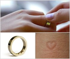 Inner Message Ring designed by Jungyun Yoon