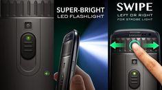 Aplicativo Flashlight: Lanterna para Android
