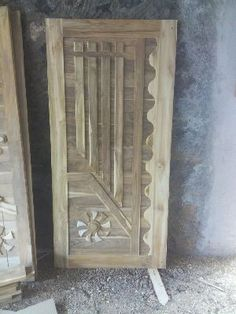 Manufacturer & Exporters of Teak Wood Modern Designer Doors in Jamnagar India. Krishna Overseas offering fine quality Teak Wood Modern Designer Doors at Affordable Price. Front Door Design Wood, Door Gate Design, Pooja Room Door Design, Door Design Interior, Wooden Double Doors, Wooden Doors, Best Door Designs, Home Decor Hooks, Chair Design Wooden