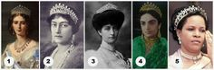 The Royal Order of Sartorial Splendor: Readers' Ultimate Tiaras: Pick Your Pearls!