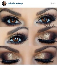 Glamorous wedding make up. Boho Bride make up. Wild bride make up Wedding Makeup For Brunettes, Wedding Makeup For Brown Eyes, Wedding Makeup Tips, Natural Wedding Makeup, Wedding Nails, Hair Wedding, Natural Makeup, Wedding Gold, Wedding Dress