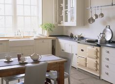 Bespoke Handmade Kitchen - Long House 3