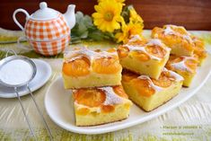 Food Cakes, Us Foods, Cake Cookies, Family Meals, Cake Recipes, French Toast, Food And Drink, Pudding, Favorite Recipes