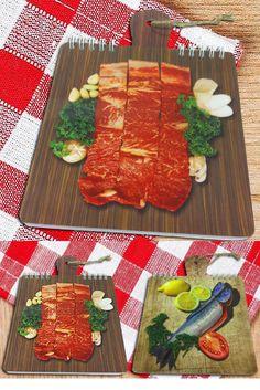 $3 Блокнот для рецептов, 40 листов, перекидной на металлической пружине  «Стейк» | Cuisine recipe notepad | Cook note