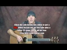 Play acoustic or electric guitar write songs build melody with licks within chords scales lesson pt2 - http://best-videos.in/2012/12/02/play-acoustic-or-electric-guitar-write-songs-build-melody-with-licks-within-chords-scales-lesson-pt2/
