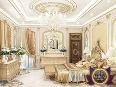 Cozy Bedroom Interior Design Of Luxury Antonovich Katrina