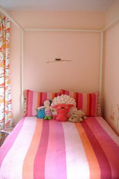 Layla's Pink Woodland Room