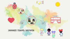 Japanse tempel bouwen