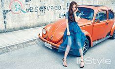 'InStyle Korea' March 2015   김태희 Kim Tae Hee