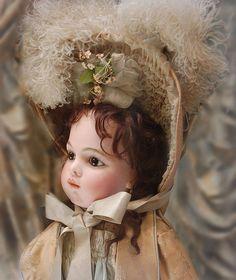 Antique French Bru Jne bebe.