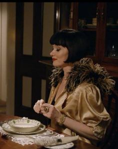 """Miss Phryne Fisher"" ~ Miss Fisher's Murder Mysteries"