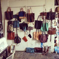 Flux productions studio wall