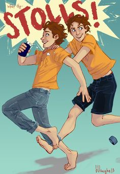 The Stoll brothers