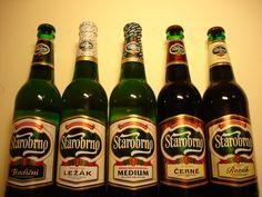 Starobrno Czech Beer, Beer Bottle, Ale, Alcohol, Nutrition, Professor, Dark Around Eyes, Rubbing Alcohol
