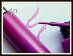 Sugar Plum Liquid Eyeliner Medium Pink Eyeliner Eye Makeup Eye Effects    Looking for something a little different, more you, something with more color? Look no further! My Eyeliner is packed full of color rich eye accentuating fun! Whether your creating wings, swoops, swirls or just want to add some bling to your already fabulous look.     Sugar Plum is a light to medium pink eyeliner with hints of purple shimmer to add depth to this beautiful eye color.     My liquid eyeliner works best…