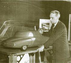 OG | 1947 Studebaker Commander | Virgin Exner on scale clay model dated 1944