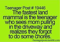 Lol Teenager Post
