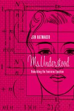 Ms. Understood: Rebuilding the Feminine Equation (by Jen Hatmaker) Women have been identified in many conflicting ways. Sometimes goddesses, slaves, or seductresses, but always misunderstood, by themselves and others. Jen uses examples from the five women named in Jesus' lineage to help define a daughter of Christ, each has something to pass on. Courage, wisdom, and influence are the heritage of a woman