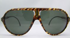 Vintage Carrera, my fav sunglasses brand