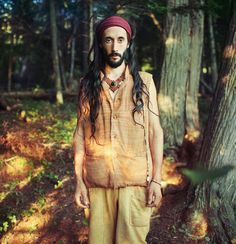 Rainbow Gathering, by Benoit Paillé