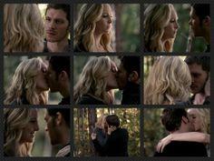 "The Vampire Diaries 5x11 -  ""500 Years of Solitude"" - klaus-and-caroline Fan Art"