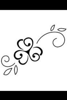 Shamrock - Tattoo?? W ivy insted