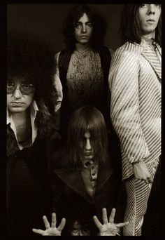 MC5 - 1969/70// love the suit