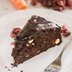 Chocolate Carrot Cake -  Something Sweet - Winnie's blog