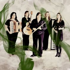 "Cherish the Ladies ""...expands the annals of Irish music in America...the music is passionate, tender and rambunctious."" -Jon Pareles, The New York Times December 10, Fine Arts Center Concert Hall, 7:30 PM  Tickets and more information --> http://www.fineartscenter.com/CherishTheLadies"