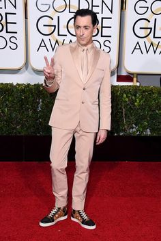 The 2015 Golden Globe Awards: Live From the Red Carpet, Look #44
