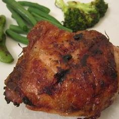 Grilled Five Spice Chicken Allrecipes - Best chicken marinade in the world.  Absolutely delicious!