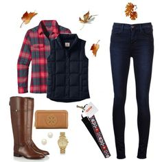 Cute Fall Casual Outfit