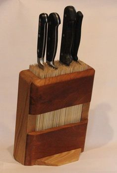 Universal Knife Block (Design Martin Robitsch)
