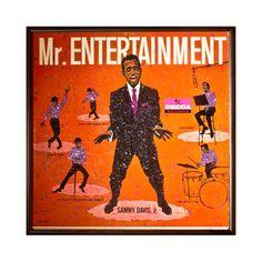 Sammy Davis Jr Album Art now featured on Fab.