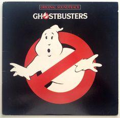 Ghostbusters (Original Soundtrack Album) LP Vinyl Record Album, Arista - AL 8-8246, 1984, Original Pressing