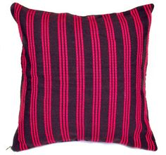 To add to the pillow refugee camp on my couch.