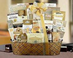 Ultimate Office Party Gift Basket