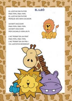 Compartimos con todos vosotr@s imágenes de canciones infantiles utilizadas en nuestras aulas. Catalan Language, Learning Spanish, Valencia, Songs, Comics, Poster, Baby, Kids Songs, The World