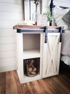 Craft Gifts For Father - Fantastic Present Strategies Farmhouse Night Stand Wooden Nightstand Rustic Etsy Farmhouse Bedroom Furniture, Bedroom Furniture Design, Country Furniture, Ikea Furniture, Furniture Stores, Kitchen Furniture, Steel Furniture, Furniture Movers, Wooden Bedroom