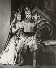In the play Macbeth, Banquo is a friend of Macbeth and the witches ...