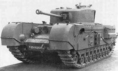 "Tank Infantry Mk IV (A22) ""Churchill"""