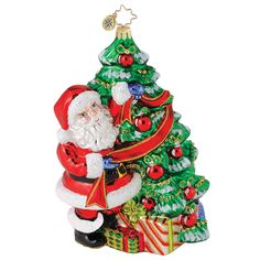 Image detail for -Christopher Radko Ornaments > Sprucin Up the Holidays - Christopher ...