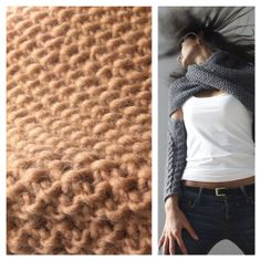 Knit.thing+03++Golden+Brown++READY+TO+SHIP+by+NihanAltuntas,+$180.00