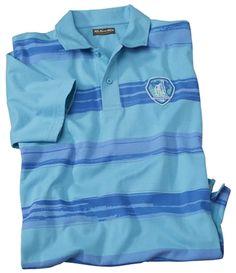 "Poloshirt ""Saleccia"" #atlasformen #avis"