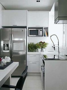 Small beautiful kitchen
